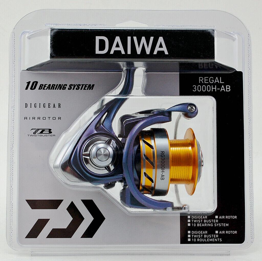DAIWA REVROS 3000H-AB SPOOL SPINNING REEL ONE SPOOL