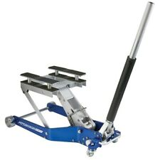 1500 Lb Capacity Atv Motorcycle Lift Jack Pump Hydraulic Low Profile