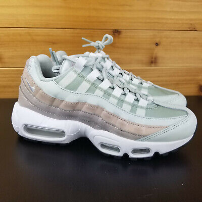 Nike Air Max 95 OG Women's Shoes Light Silver Moon Particle 307960 018 | eBay