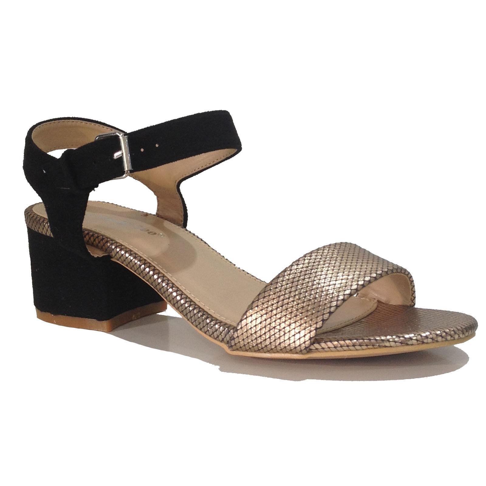 ☼ELEN☼ Sandales à talon - - - TRENDY TOO - Ref  0898  70% de descuento