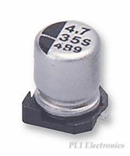 25v Panasonic eee1ea4r7sr PAC Smd Precio Por 10 Alu Elec 4.7 uf