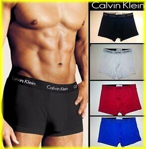 4af83e9477 Image is loading CALVIN-KLEIN-MICROFIBER-STRETCH-CLASSIC-FIT-BOXER-TRUNK-