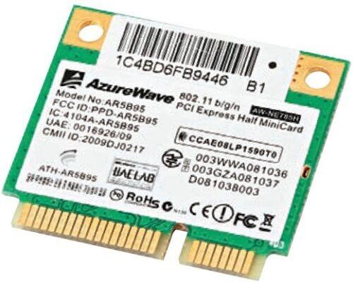AzureWave AW-NE785H 802.11b//g//n Half-Size PCIe Mini-Card for Laptops