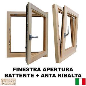 Finestra-in-legno-lamellare-grezzo-cm-L-80-x-80-H-ribalta-levigata-doppio-vetro