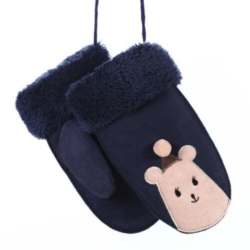 Toddler Winter Child Girls Boys Twist Full Finger Wrist Warm Mittens Gloves Hot