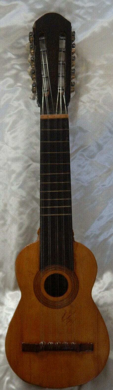 Klassisches traditionelles Charango Original Armadillo 10 Saiteninstrument