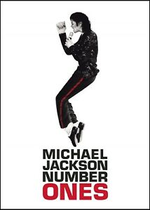 MICHAEL-JACKSON-NUMBER-ONES-PAL-DVD-GREATEST-HITS-BEST-OF-1-039-s-NEW