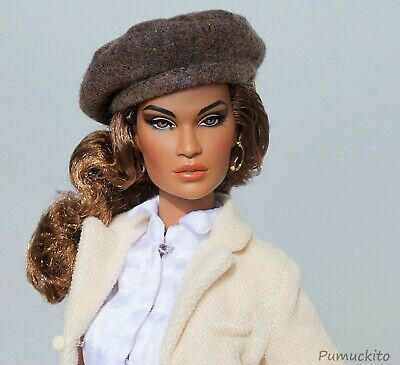 "MuÑeca Completa And Children Women Integrity Fr16 16"" Super Natural Anais Mcnight 2015 Doll Suitable For Men"