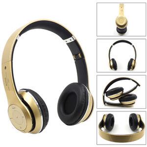 Bluetooth-Wireless-Stereo-Foldable-Headphones-Headset-Earphone-Mic-For-iPhone