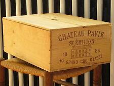 1983 CHATEAU PAVIE, 12 x 0,75l in OHK  !!! 89 PARKER !!!