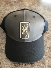 best service 6347e df949 item 5 BROWNING HUDSON BROWN WITH BLACK MESH Trucker Hat Baseball Cap -   New -BROWNING HUDSON BROWN WITH BLACK MESH Trucker Hat Baseball Cap -  New