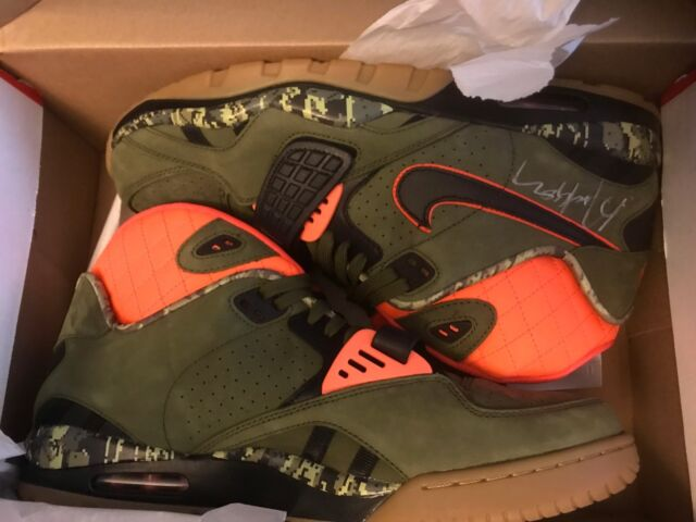 buy online f4b8c 42b3c nike air trainer sc II prm QS signed by bo jackson size 13 new
