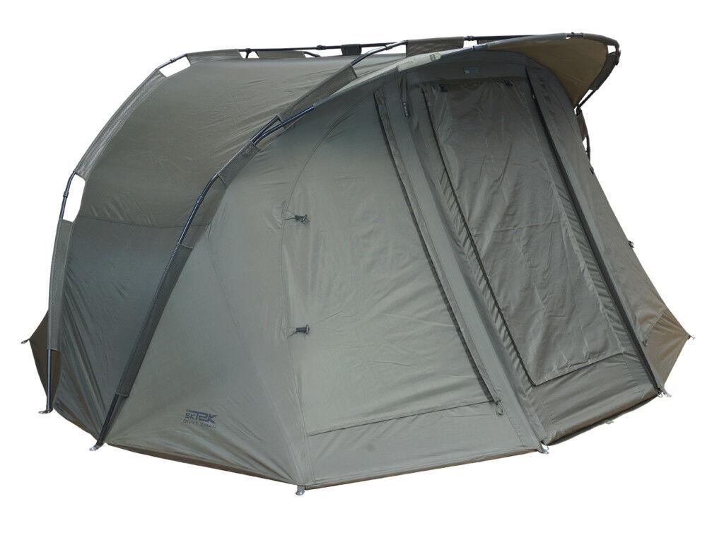 Sonik SK-Tek 2 Man Bivvy NEW Carp Fishing Shelter Bivvy - SKTBV060