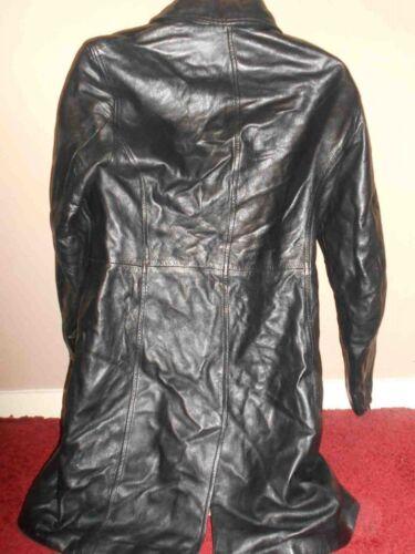 J Størrelse En 14 Jeans Frakke Armani Læder 6TqqnBXdF