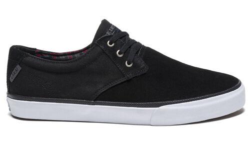 Lakai Footwear Daly Black Suede Men's Skateboard sneakers Trainers