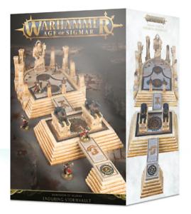 Warhammer edad de Sigmar  perdurable stormvault GW 64-86 Nuevo En Caja