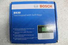 Bosch Security Systems B930 Series Keypad Lcd