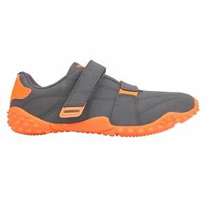 Lonsdale-Kids-Childrens-Fulham-Trainers-Elasticated-Strap-Sports-Shoes-Leather