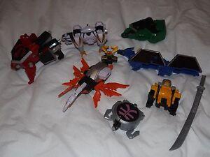Grand Super Samouraï Power Rangers Ranger Megazord Zord Origami
