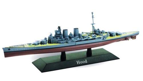 Ships from War de Agostini Hms Hood Battle Cruiser 11250