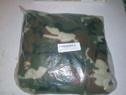 Oakwood Mountain Men/'s Camo Fleece Button-up Shirt Jacket Sz 3to4xl BEST OFFER