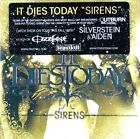Sirens It Dies Today 824953008728
