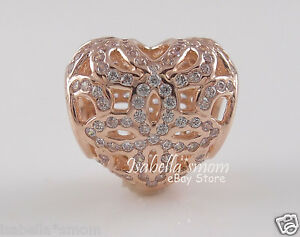 4d669cad5 Image is loading LOVE-amp-APPRECIATION-Authentic-PANDORA-Rose-GOLD-Plated-