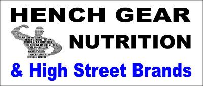 Hench Gear Nutrition