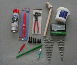 Set-de-inicio-PESA-equilibrada-peso-adhesivo-Pasta-Montaje-Completo-Paquete-S