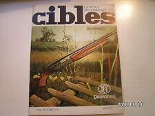 **a Cibles n°61 Le Hämmerli 150 / Pistoler Mauser modèle Parabellum