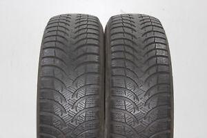 2x-Michelin-Alpin-A4-165-70-R14-81T-M-S-5-5mm-nr-8706
