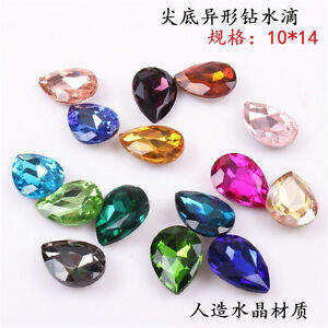 10pcs-Pendant-Faceted-Acrylic-Crystal-Loose-Charms-Beads-DIY-For-Craft-Clothing