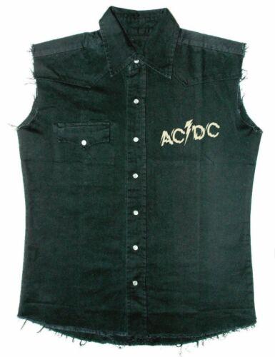 "AC//DC /""Powerage/"" WORK Shirt-Nuovo e Ufficiale!"