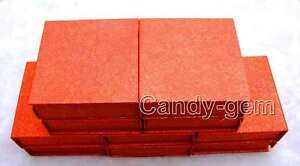 WHOLESALE-10X-Red-Square-Big-9-2-9-2-3cm-Multi-Purpose-Jewelry-Displays-box-bo25