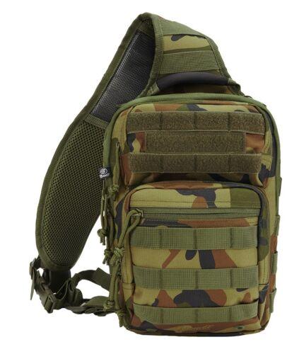 Brandit US Cooper EveryDayCarry Sling Bag Schultertasche Crossbag woodland
