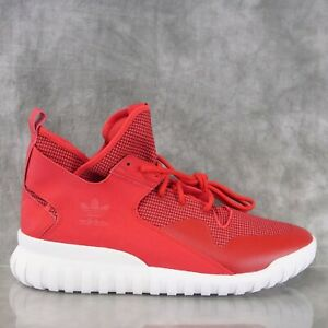 Details about NIB Adidas Tubular X S77842 Cool Red White Trainers Men's Size 13 ANB