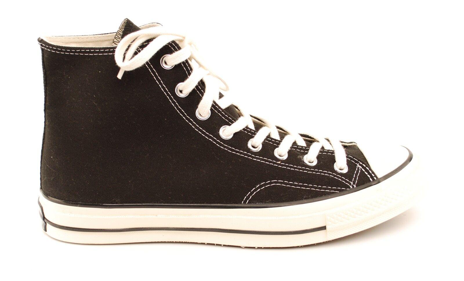 Converse  Men's shoes 46.5 Hi Trainers Black size 46.5 shoes EU BCF51 aeb22d