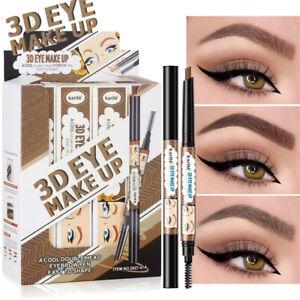 Double-Head-Eyebrow-Tattoo-Pencil-Longlasting-Waterproof-Eye-Makeup-Cosmetic