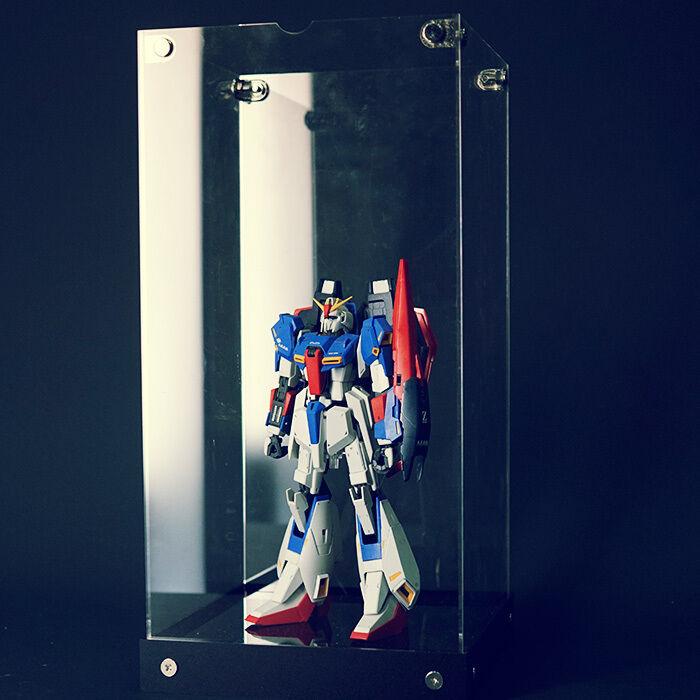 [NEW]Gundam Robot Display Case High Quality Transparent Acrylic Box (STAR CASE)