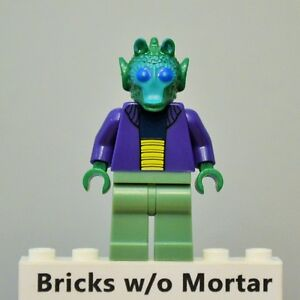 New Genuine LEGO Onaconda Farr Minifig Star Wars 8036