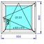 Finestre-in-PVC-Aluplast-col-Bianco-con-Anta-amp-Ribalta-Vetro-Basso-Emissivo miniature 95