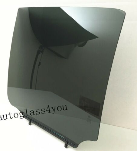 For 2001-2007 Toyota Sequoia 4-DR SUV Rear Door Window Glass Driver//Left Side