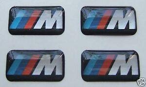 4-genuine-BMW-M-Tec-Alloy-Wheel-sticker-badge-M3-M5-E36