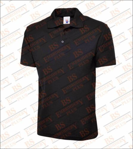 HMS Bristol Embroidered Polo Shirts
