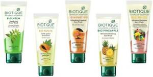 0d82aa5d42 Image is loading Biotique-Papaya-Honey-Advance-Fairness-Pineapple-Neem-Face-