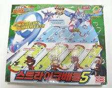 TAKARA B-Daman Zero 2 :  Battle Colosseum + Cobalt Saber Fire Clear Blue Ver.