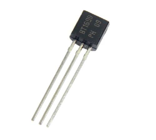 20PCS BT169D BT169 Thyristor logic level TO-92 New