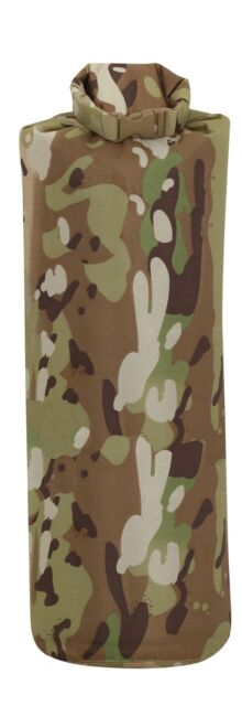 EXPED 100/% Waterproof Fold Dry Bag Olive XL 22 Litre