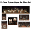 VINTAGE-Collection-Set-of-11-Orphan-Liquor-Bar-Glasses-Great-Father-039-s-Day-Gift thumbnail 1
