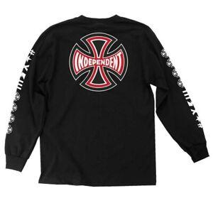 Powell Peralta BONES PENTAGRAM Skateboard T Shirt WHITE w//BLACK Logo XL